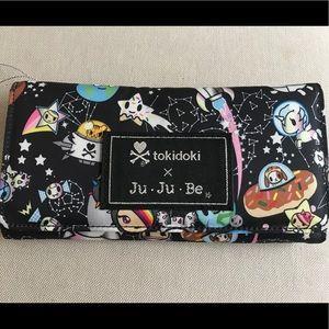 Brand new Tokidoki Ju Ju Be trifold wallet